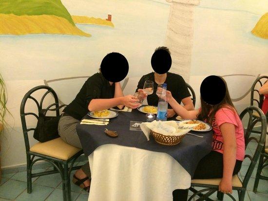 Hotel Il Nespolo: ottima cena