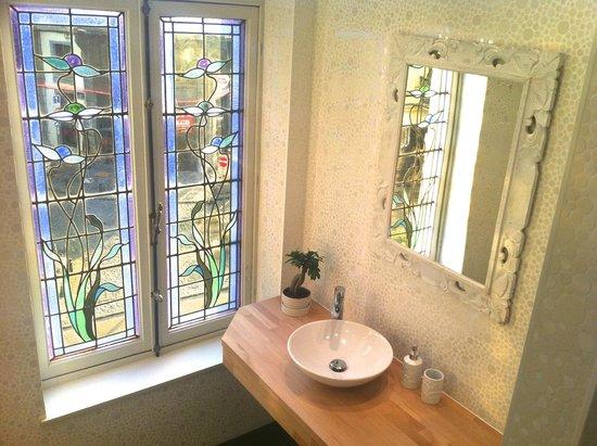 Aquarelle B&B : Salle de bain