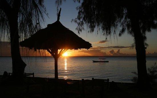 Anna of Zanzibar: Sonnenuntergang