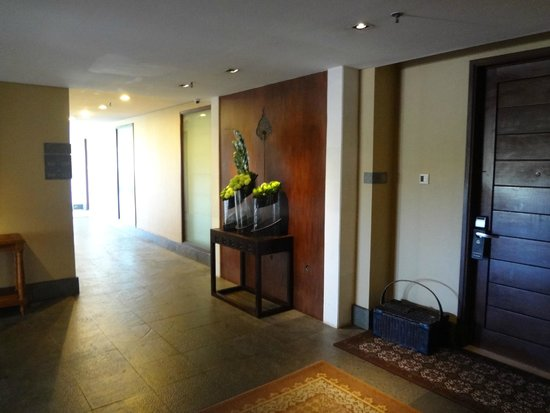 The St. Regis Bali Resort: Suite Room Building