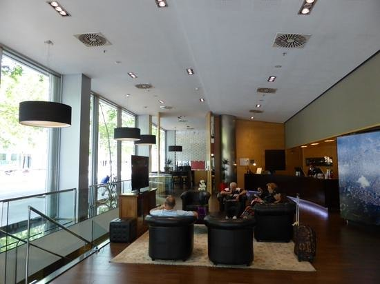 Four Points by Sheraton Barcelona Diagonal: lobby