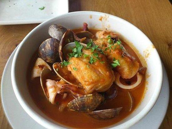 Hog Island Oyster Company : サーバーおすすめの貝料理