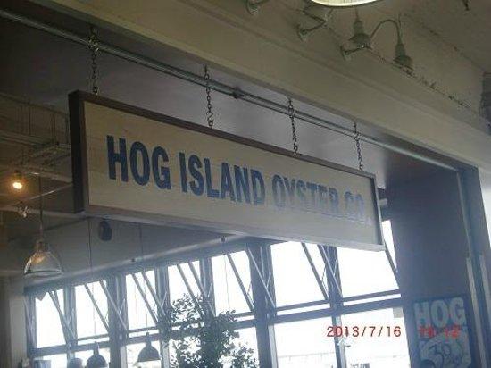 Hog Island Oyster Company : Hog Island Oyster