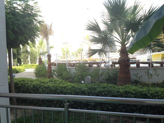 Armonia Holiday Village & Spa: The view from our room!