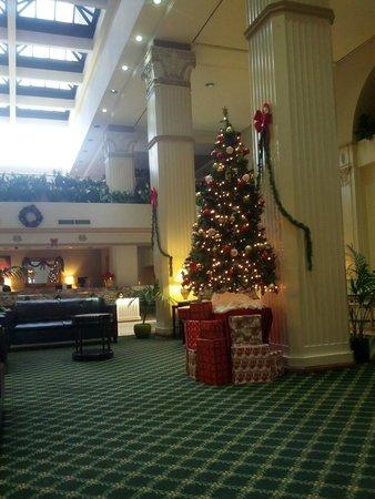 The Mayfair Hotel: Lobby