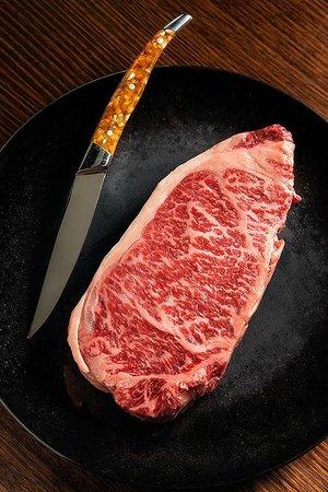 Steak Ministry Bar & Grill: Wagyu Sirloin