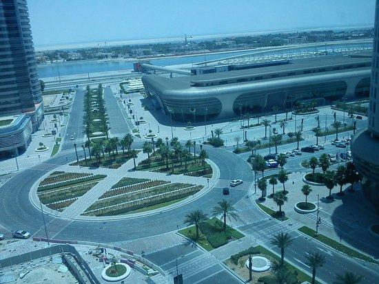 Premier Inn Abu Dhabi Capital Centre Hotel: Centro, ADNEC, Aloft, Premier Inn Roundabout