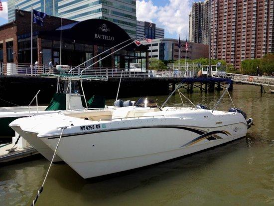 NY Harbor Boat Tours