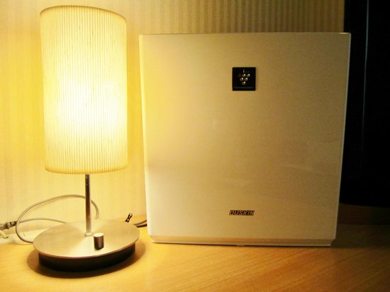 Shibuya Tobu Hotel : Air purifier in all room 空気清浄器