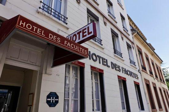 Hotel des Facultes: Hôtel