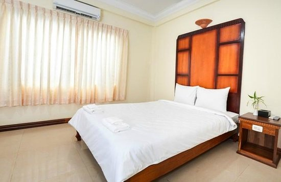 Champey Villa: Double Room