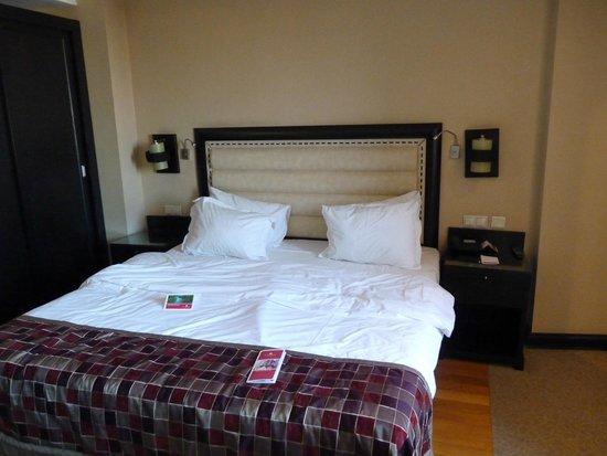 Ramada Istanbul Old City Hotel: Наш номер