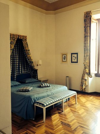 Palazzo Ruspoli : Room