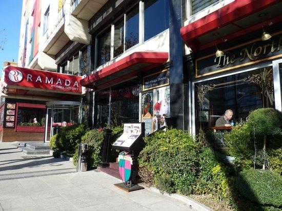 Ramada Istanbul Old City: Отель