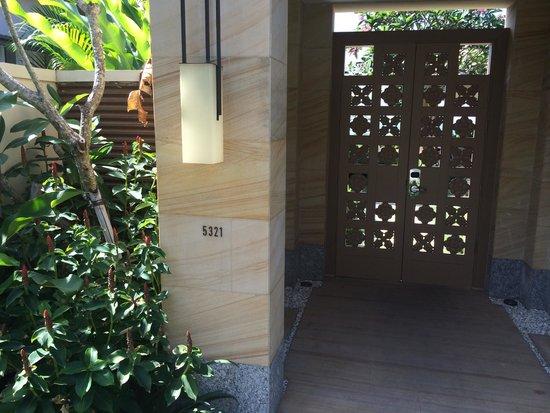 Entrance To Villa Picture Of Mulia Villas Nusa Dua Tripadvisor