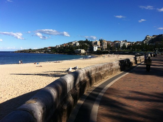 Coogee Sands Hotel & Apartments: Coogee Beach