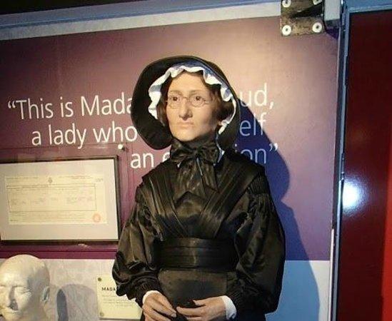 Madame Tussauds London : The Madame Tussauds(Marie Tussaud)