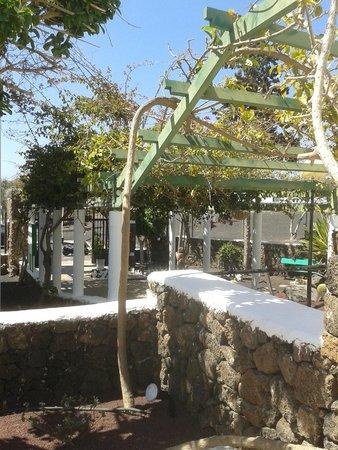 Apartamentos Guacimeta Lanzarote: as you enter