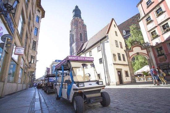 Best City Tours: o każdej pogodzie