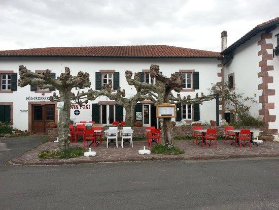 Hotel Restaurant Manechenea