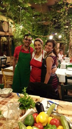 Athens Cooking Day Tours : Fun time!