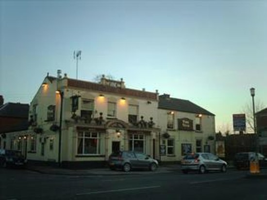 Sale, UK: Great nights in a great pub, with a fantastic athmosphere