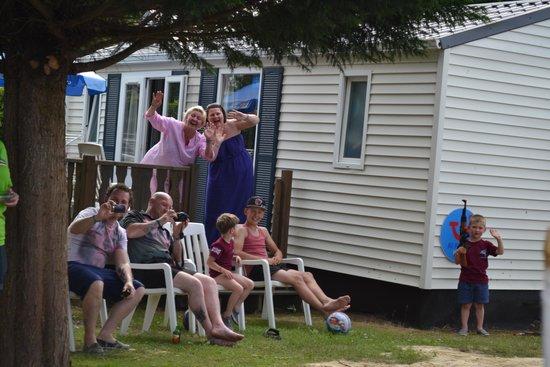 Camping Sandaya la Côte de Nacre : Family fun