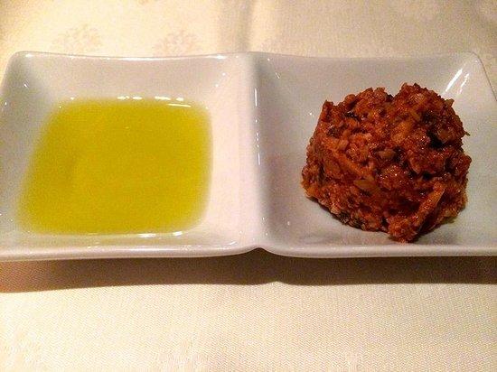 Amuse bouche picture of imbat restaurant istanbul for Amuse bouche cuisine