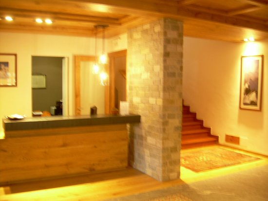 Hotel Dufour: hall dell'hotel