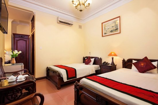 Lucky 2 Hotel: superior twin beds