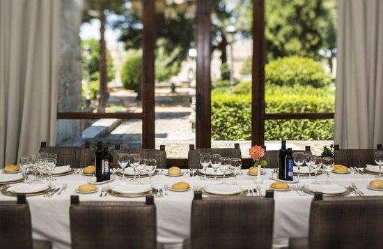 Parador de Ávila: Restaurante
