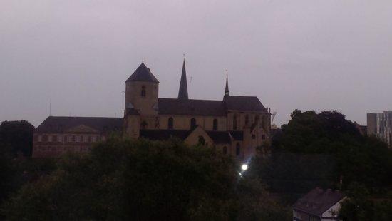 Leonardo Hotel Mönchengladbach: View of church-2