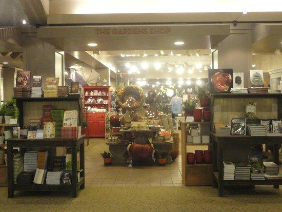 Longwood Gardens: Магазин сувениров.