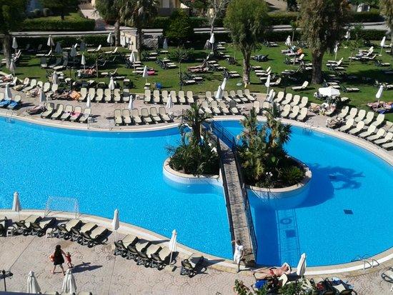 Atlantica Princess Hotel: hotellets pool