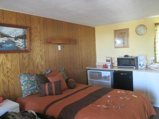 Lost River Motel My Room