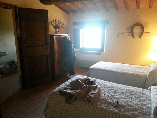 Borgo di Castelvecchio: Camera