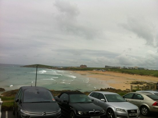 Fistral Beach Hotel and Spa: Nice view