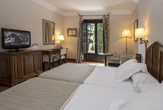 Parador de Ávila: Habitación Doble Superior 2 camas