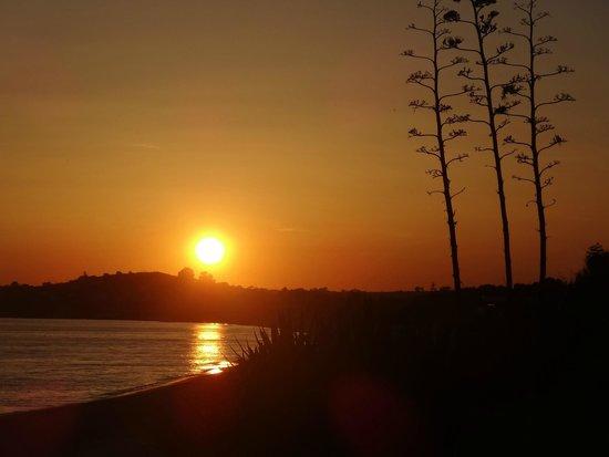 Le 4 Stagioni : Coucher de soleil sur le 4 staggione