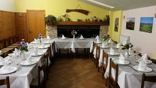La Porrina: Sala per le cerimonie