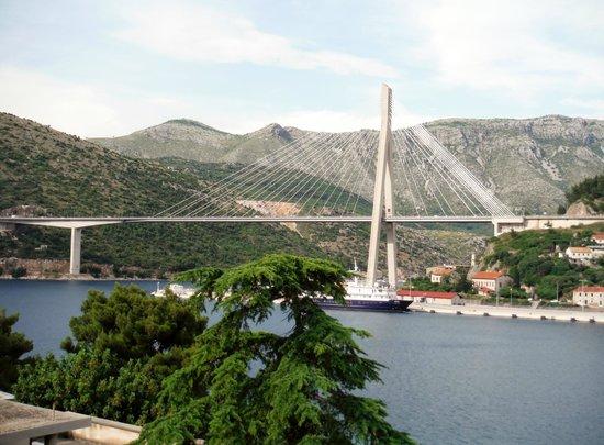 Villa Divine Dubrovnik: view
