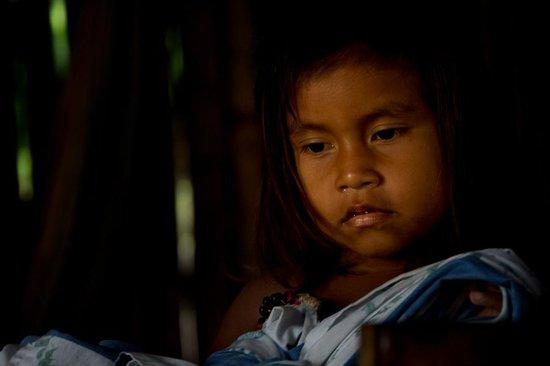 Comunidad Shiripuno : Enfant de la communauté de Shiripuno