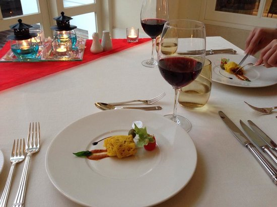 The Danna Langkawi Romantic Dinner 5 Course Meal Menu 3 Steak