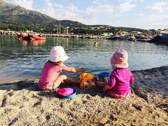 Club Med Sant'Ambroggio : Plage club med 13-06-14