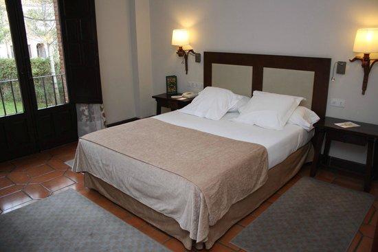 Parador de Ávila: Habitación Doble Estándar 1 cama