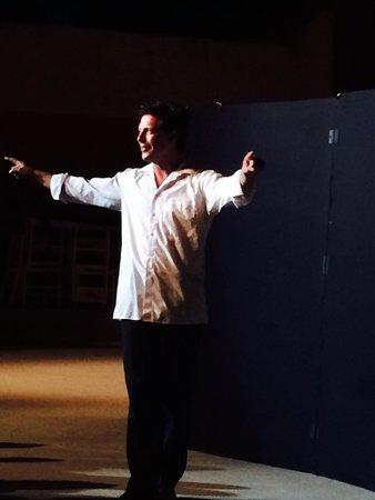 Club Med Sant'Ambroggio : Charles le chef du village
