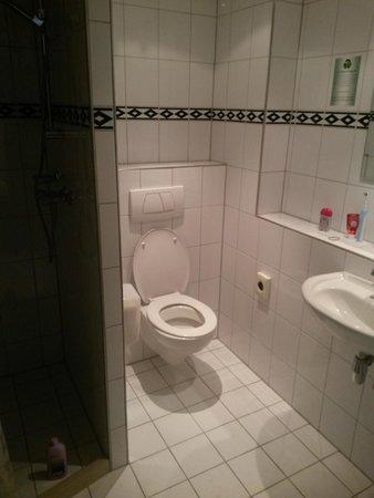 New West Inn Amsterdam, Deluxe room