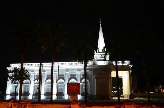St. George's Church @ night