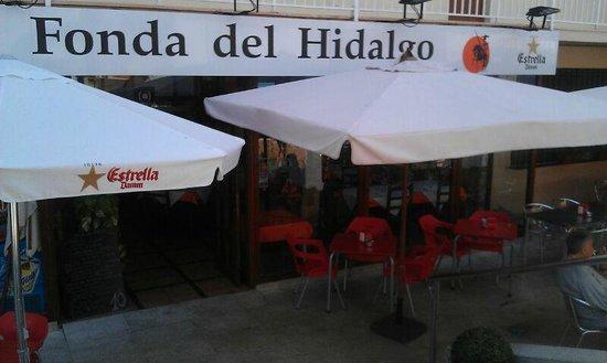 Restaurante la Fonda Del Hidalgo