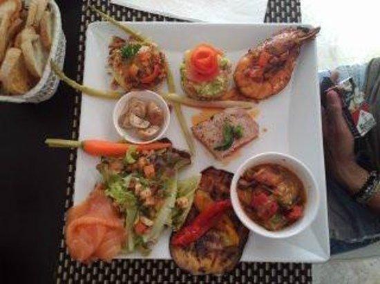 Baan pla Rawai Bouillabaisse : Assiette du chef poissons
